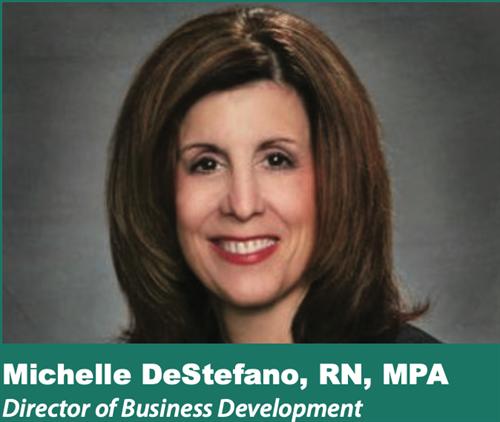 Michelle DeStefano, Director of Business Development
