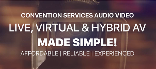 Convention Audio Video Services