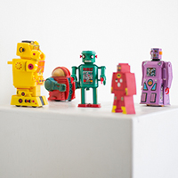 Robot Creative - Robot Collection