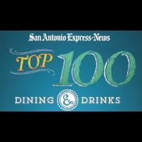 San Antonio Express-News Top 100 Dining & Drinks