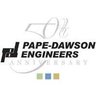 Pape-Dawson Engineers celebrates 50th anniversary