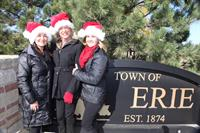 Happy Holidays from the Erie Trifecta...We're all you need for a seamless HOME Buying Experience.