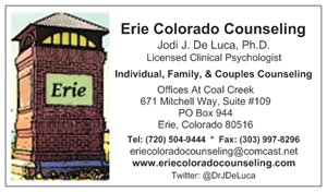 ERIE COLORADO COUNSELING