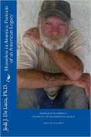 """Homeless In America:  Portraits of An American Legacy"" - By: Jodi J De Luca, PhD (Front Cover)"