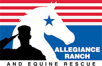 Pledging allegiance to horses and heroes