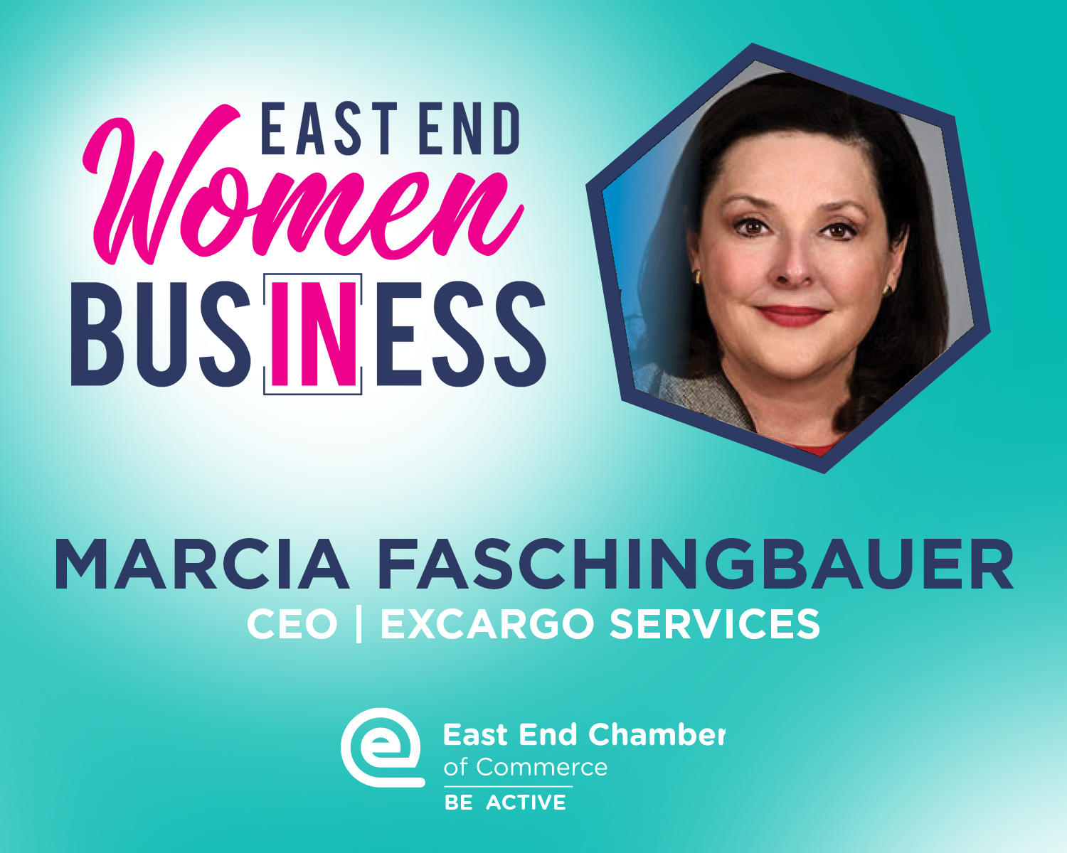 Image for Member Spotlight: Marcia Faschingbauer – Excargo Services