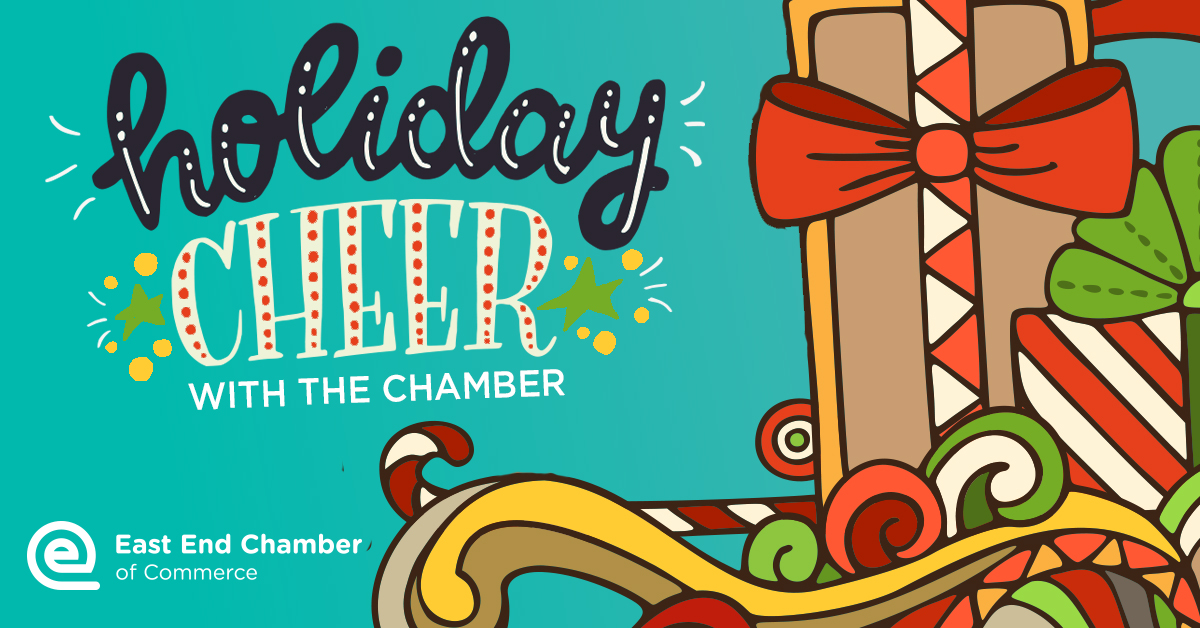 Image for Feel Good Friday | Holiday Cheer with the Chamber | ESP 28