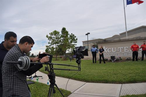 Behind the scenes with ACU of Texas Credit Union