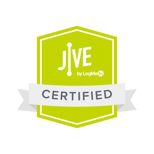Jive UCaaS (Hosted PBX) Certified Partner Reseller