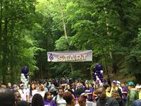 We loved walking to support the Epilepsy Foundation, a charity that is dear to our hearts