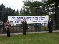 Wendy Klinghoffer, Lynne Corboy, Salus U & Steve Cardullo, Susquehanna Bank Presenting Sponsor