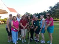 Women's Business Golf Outing