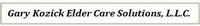 Gary Kozick Elder Care Solutions, LLC