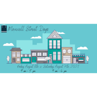 Maxwell Street Days Sidewalk Sale & Art Walk