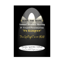 "Annual Member Meeting & Award Presentation ""Un-Banquet"""
