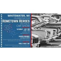 36th Annual Whitewater Car Show