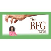 The BFG (Big Friendly Giant) from the book by Roald Dahl