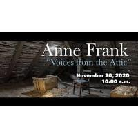 Anne Frank: Voices from the Attic