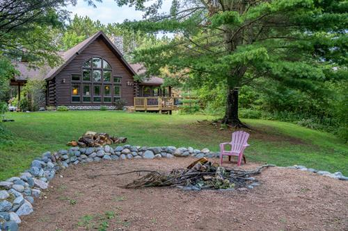 One of our short term rentals in Tomahawk.