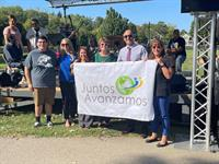 """Fort Community Credit Union receives prestigious Juntos Avanzamos, """"Together We Advance"""" designation from Leading National Financial Inclusion Advocate."""