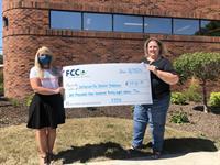 FCCU donates to Jefferson Count Cancer Coalition