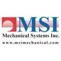 MSI Mechanical Systems Inc.