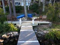 Lake Deck and Dock