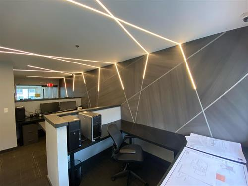 RWH Architect Corporate Office Renovation | Salem, NH