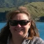 Ferry ride in Wellington, New Zealand