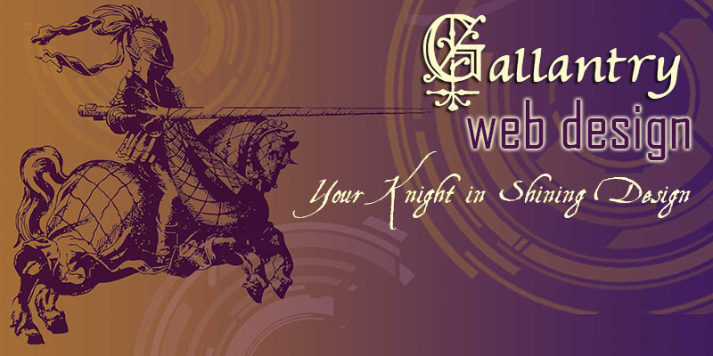 Gallantry Web Design