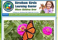 Sample client work: Stratham Circle Learning Center