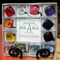crystals for balancing and EMF protection