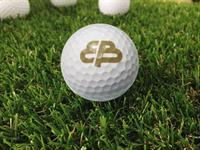 Custom Logo Golf Ball from High Point Award and Gift