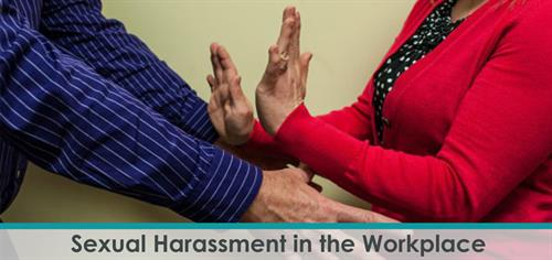 Harassment Free Workplace Training