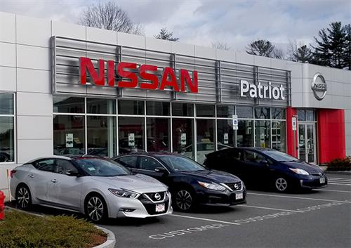 Patriot Nissan, Salem, NH