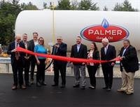 Palmer Gas & Oil Opens Its Latest Storage Facility