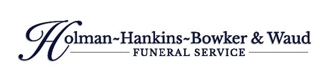 Holman-Hankins-Bowker & Waud Funeral Service
