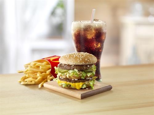 Big Mac Value Meal