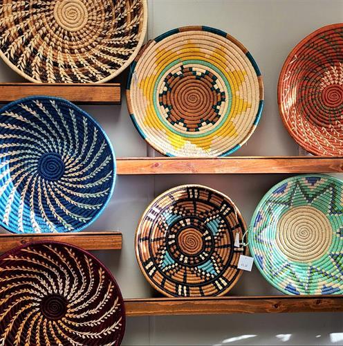 Baskets from Around the World