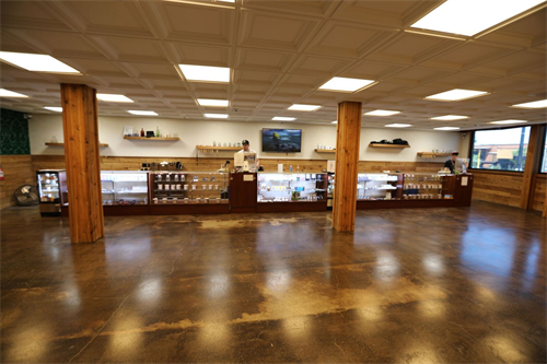 Our Oregon City Shop Inside
