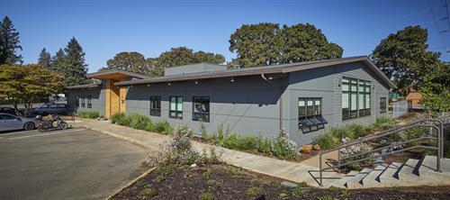 Oregon City Community Development Center Tenant Improvements