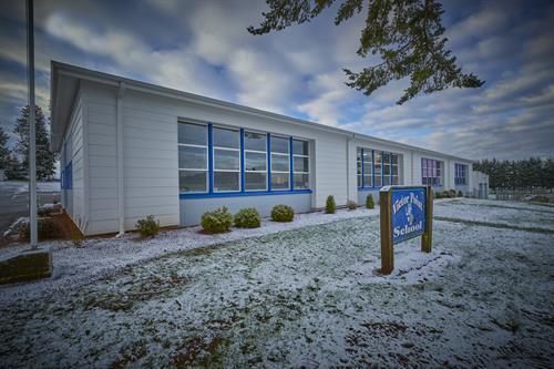 Victor Point Elementary School Seismic Retrofit - Silverton, OR