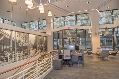 Washington Federal Bank Tenant Improvements - Portland, OR