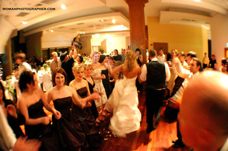 Weddings are fun and elegant at the Tumwater Room for Weddings and Receptions in Portland