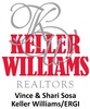 Vince & Shari Sosa -Keller Williams/ ERGI