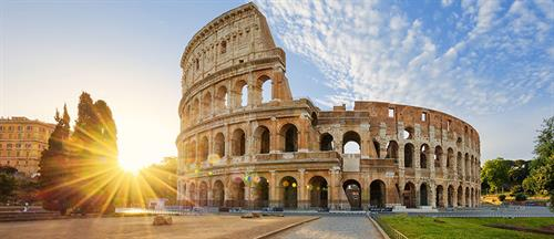 Trips to Rome, Italty