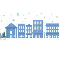 Dansville's Winter in the Village