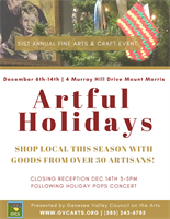 Genesee Valley Council on the Arts - Mount Morris