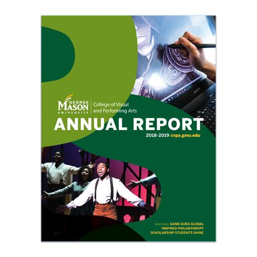 Annual Report •George Mason University