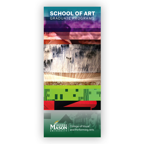 George Mason University • School of Arts Brochure